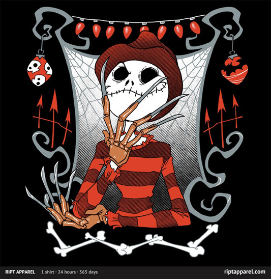 Nightmare in Pumpkin Land Shirt
