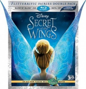 Secret of the Wings Blu-ray Image