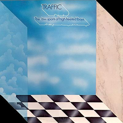 Traffic Low Spark Cover