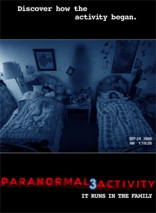 Netflix Review: Paranormal Activity 3