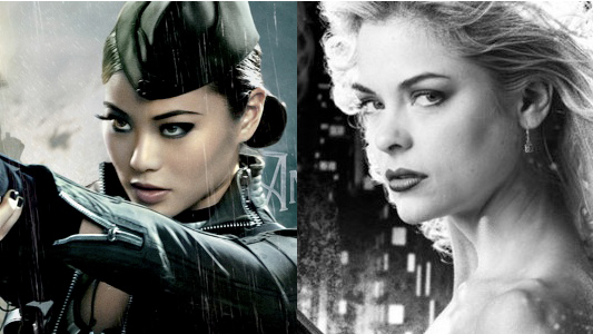 Jamie Chung & Jaime King Join Sin City: A Dame To Kill For
