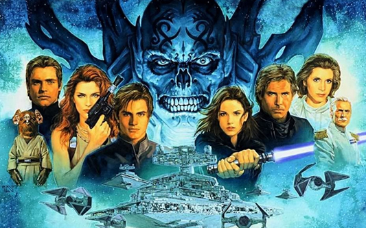 Star Wars: The New Jedi Order