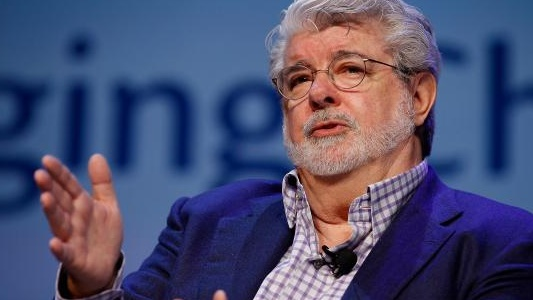 George Lucas Header