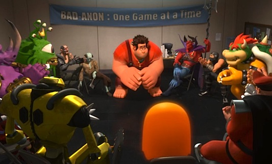 Wreck-It Ralph: The Bad Guys