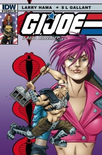 G.I. Joe: A Real American Hero #184