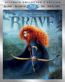 """Brave"" Blu-ray cover"