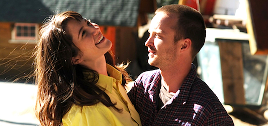 Smashed: Mary Elizabeth Winstead and Aaron Paul