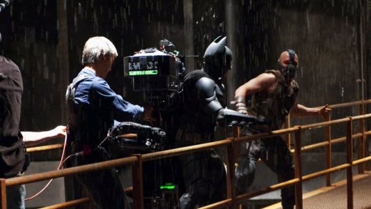 Behind the Scenes of The Dark Knight Rises