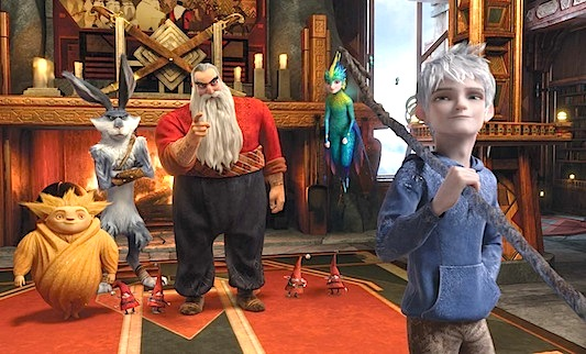 Rise of the Guardians: Group Photo!