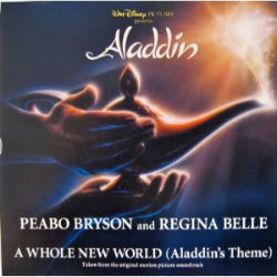 """""""A Whole New World"""" single cover"""