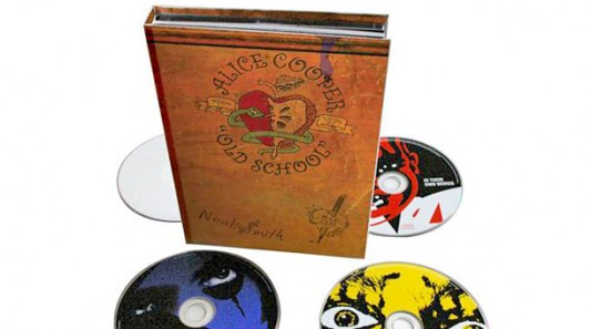 Alice Cooper Old School Box Set