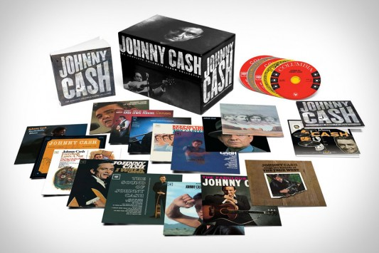 Johnny Cash Columbia Recordings Box Set
