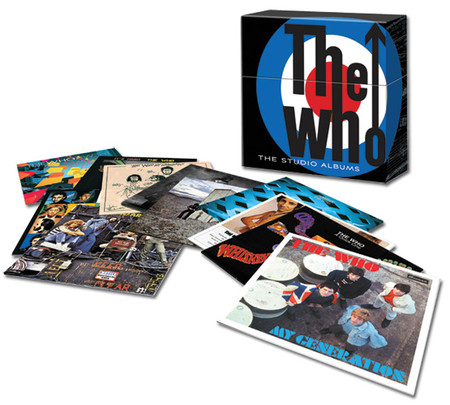 The Who Complete Vinyl Box Set