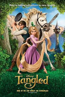 """Tangled"" poster"