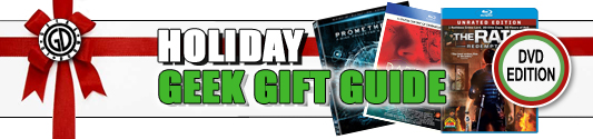 Holiday Geek Gift Guide 2012: DVD and Blu-ray Edition