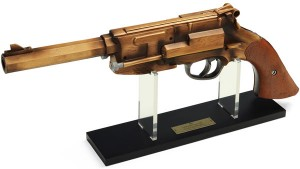 Captain Mal Firefly Pistol Prop Replica Image