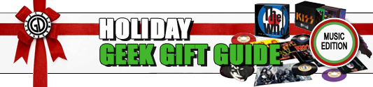 Holiday Gift Geek Guide 2012: Music