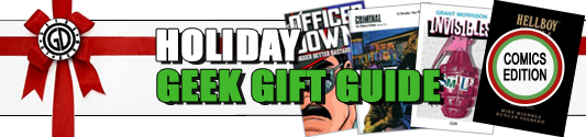 Holiday Geek Gift Guide: Comic Books