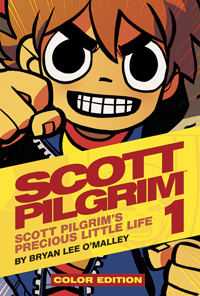 Scott Pilgrim Color Hardcover, Volume 1