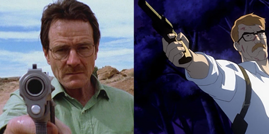 Bryan Cranston: Comparing his Walter White with his James Gordon