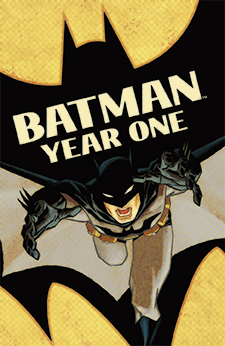 Netflix Review: Batman Year One