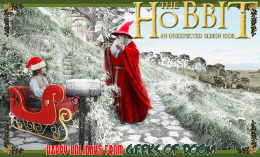 The Hobbit: An Unexpected Sleigh Ride