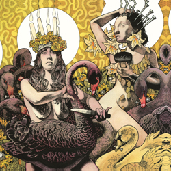 Baroness: Yellow and Green