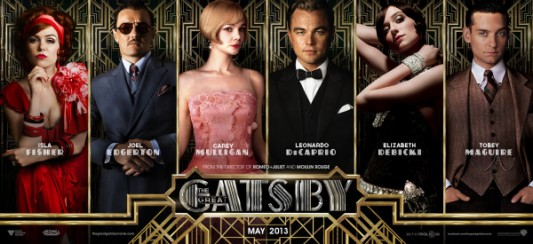 The Great Gatsby Banner Image
