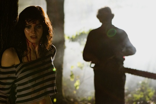 Texas Chainsaw 3D - The Final Girl