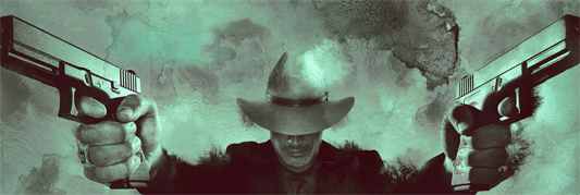 Justified Season 4 promo header