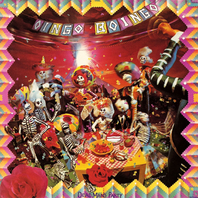 Oingo Boingo Dead Man's Party
