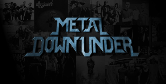 Australian Metal To Get The Attention It Deserves In 'Metal Down Under' Documentary
