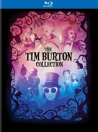 The Tim Burton Collection Blu-ray