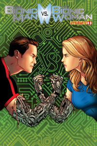 The Bionic Man vs. The Bionic Woman #1