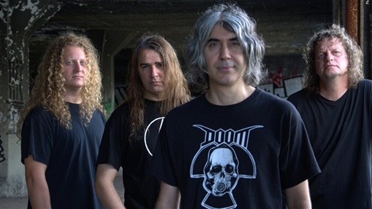 Voivod Target Earth 2013 line-up