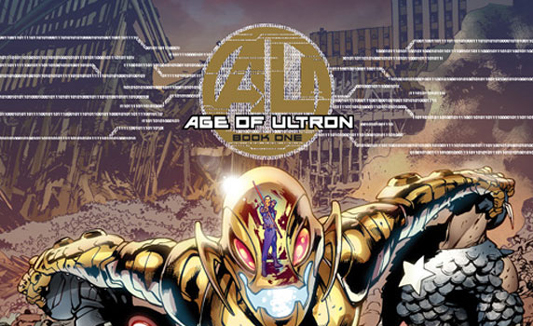 Age of Ultron #1 Banner