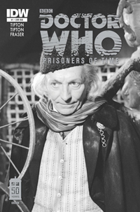 Doctor Who: Prisoner of Time #1