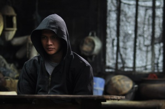 The Raid 2 Iko Uwais