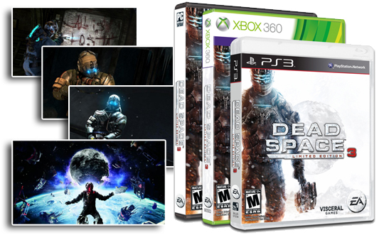 Dead Space 3 banner