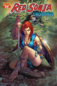 Red Sonja: Unchained #1