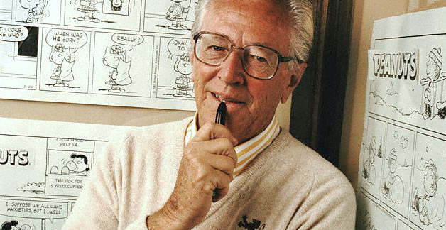 Remembering Peanuts Cartoonist Charles M Schulz On The