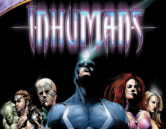 Marvel Knights Inhumans movie