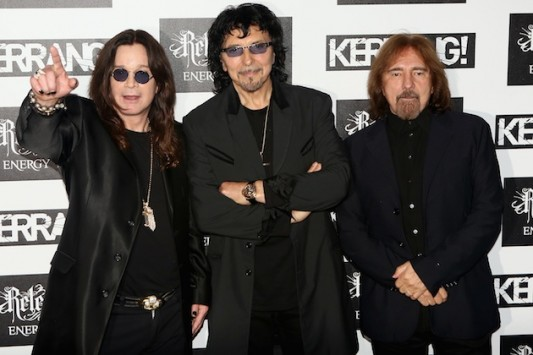 Ozzy, Tony and Geezer
