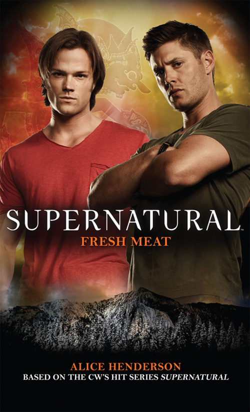 Supernatural: Fresh Meat book