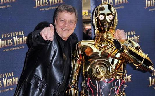 Mark Hamill - Star Wars Episode VII