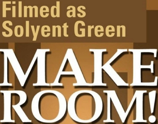 Make Room! Make Room! Filmed As Soylent Green