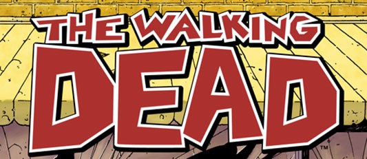 Image Firsts: The Walking Dead logo