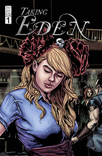 Taking Eden #1 Cover