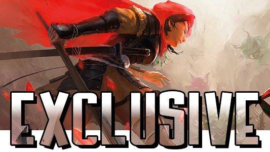 Dark Horse exclusive banner