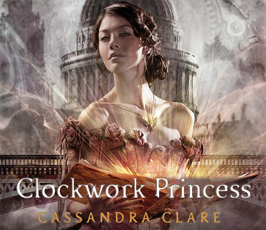 Clockwork Princess banner